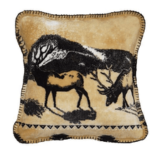 Elk Throw Pillow | Denali | DHC35020718