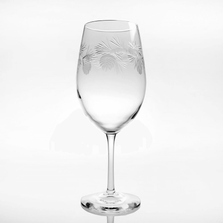 Icy Pine AP Large Wine Glass Set of 4 | Rolf Glass | ROL207261