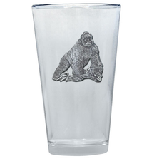 Gorilla Pint Glass Set of 2 | Heritage Pewter | PNT3998