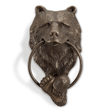 Bear Head Door Knocker | SPI Home | 34756