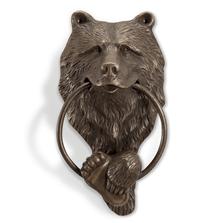 Bear Head Door Knocker | SPI Home | 34756