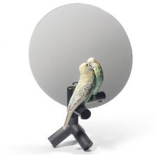 Parrot Vanity Mirror | Lladro | 01007849