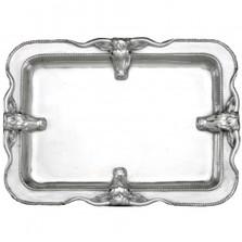Longhorn Large Platter | Arthur Court Designs | 103340