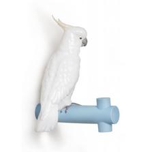 Parrot Hang II Porcelain Hanger | Lladro | 01007854