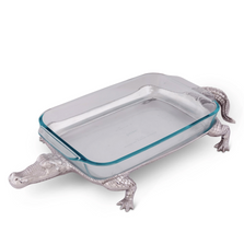 Alligator 3 Quart Casserole Dish | Arthur Court Designs | 103420