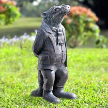 Gentleman Mole Garden Sculpture   34731-2   SPI Home