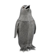 Penguin Pewter Cocktail Shaker   Vagabond House   VHCO118PN