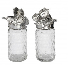 Butterfly Whimsical Salt Pepper Shakers | Arthur Court Designs | ACD103500 -2