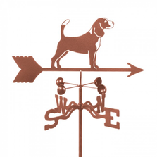 Beagle Dog Weathervane | EZ Vane | ezvBeagle