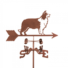 Border Collie Dog Weathervane | EZ Vane | ezvBorderCollie