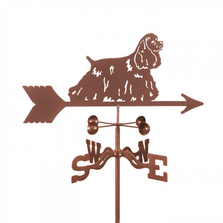 Cocker Spaniel Dog Weathervane | EZ Vane | ezvCockerSpaniel