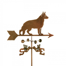 German Shepherd Dog Weathervane | EZ Vane | ezvGermanShepherd