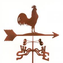 Rooster Weathervane | EZ Vane | ezvrooster