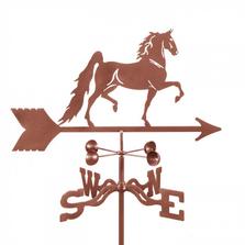 Saddlebred Horse Weathervane | EZ Vane | ezvsaddlebred