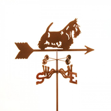 Scottie Dog Weathervane | EZ Vane | ezvScottie