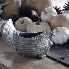 Turkey Gravy Boat | Arthur Court Designs | 103552