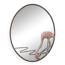 Flamingo Wall Mirror | 51046 | SPI Home