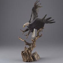 "Eagle Bronze Sculpture ""Spirit of Liberty"" | MHS15042"