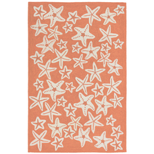 Starfish Coral Area Rug | Trans Ocean | CAP46166718