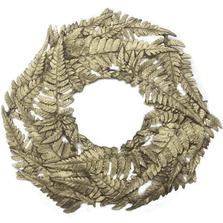 Fern Pewter Trivet | Michael Michaud Table Art | TR9730GR