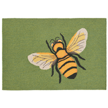 Bee Green Area Rug | Trans Ocean | TOGFTP34150506