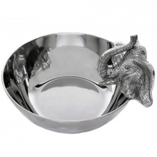"Elephant 10.5""Bowl 