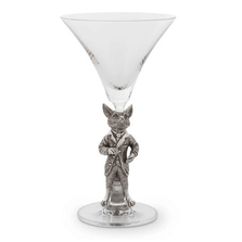 Fox Stemmed Martini Glass | Vagabond House | VHCG446DF-1