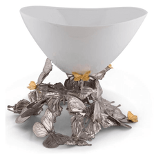 Butterfly Centerpiece Bowl | Vagabond House | VHCG375BF
