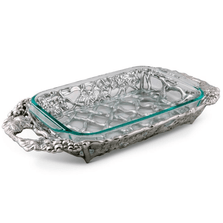 Grapevine Pyrex Holder | Arthur Court | 101628
