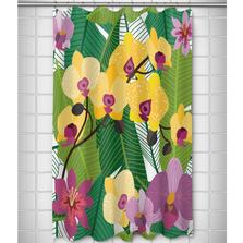 Orchid Garden Shower Curtain | Island Girl Home | SC850
