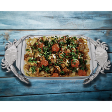 Crab Casserole Dish | Arthur Court Designs | 104132
