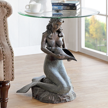 Mermaid End Table | 34820 | SPI Home