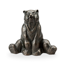 Stretching Yoga Bear Garden Sculpture | SPI Home | 51050