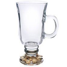 Butterfly Glass Mug, 24K Gold Plated | Arthur Court Designs | 121058