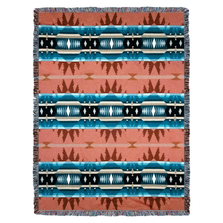 Cimarron Agate  Tapestry Throw Blanket | Pure Country | pc8120T