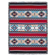 Rimrock Red  Tapestry Throw Blanket | Pure Country | pc8122T