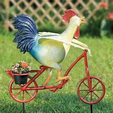 Speedy Chicken Garden Planter   34794   SPI Home