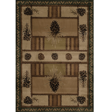 Pine Barrens Beige Area Rug | United Weavers | 512-26826