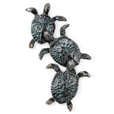 Sea Turtle Trio Desktop and Wall Sculpture | 51037 | SPI Home