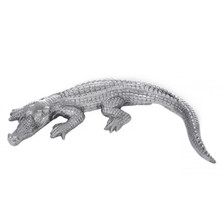 Alligator Aluminum Sculpture | Arthur Court Designs | Arthur Court Designs | ACD500014-DISC