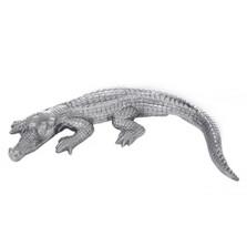 Alligator Aluminum Sculpture | Arthur Court Designs | Arthur Court Designs | 500014-DISC