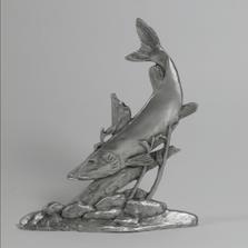 Musky I Pewter Figurine | Andy Schumann | SCH125113