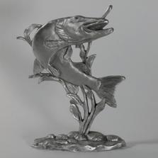 Musky I Pewter Figurine | Andy Schumann | SCH125114