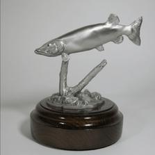 Musky Pewter Figurine | Andy Schumann | SCH125107