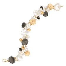 River Pebble Bracelet | Michael Michaud Jewelry | SS7284BZMULWP