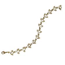 Petite Leaf Bracelet | Michael Michaud Jewelry | SS7282BZWP