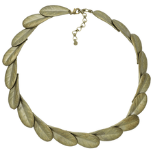 Wood of Life Collar Necklace | Michael Michaud Jewelry | SS9208BZ