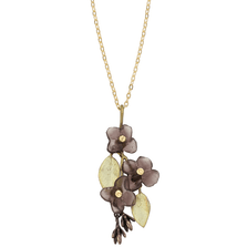 Wood of Life Pendant Necklace | Michael Michaud Jewelry | SS9209BZ