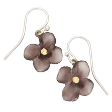 Wood of Life Wire Earrings   Michael Michaud Jewelry   SS3301BZ