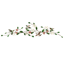 Bovano Hummingbirds, 4 varieties, On Dogwood Bough Wall Art | W4708